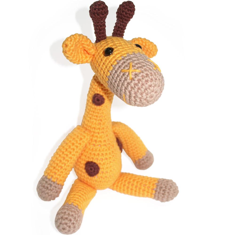Giraffe Crochet Amigurumi Pattern | Jirafa amigurumi, Patrones ... | 1000x1000