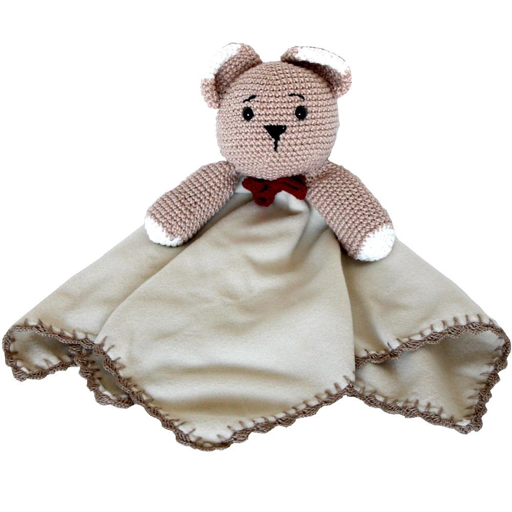 Kit touca e urso marrom amigurumi Newborn no Elo7 | Mimos em ... | 1000x1000